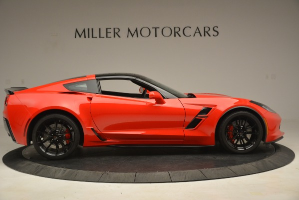 Used 2019 Chevrolet Corvette Grand Sport for sale Sold at Rolls-Royce Motor Cars Greenwich in Greenwich CT 06830 17