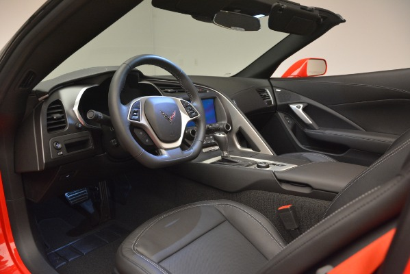 Used 2019 Chevrolet Corvette Grand Sport for sale Sold at Rolls-Royce Motor Cars Greenwich in Greenwich CT 06830 19