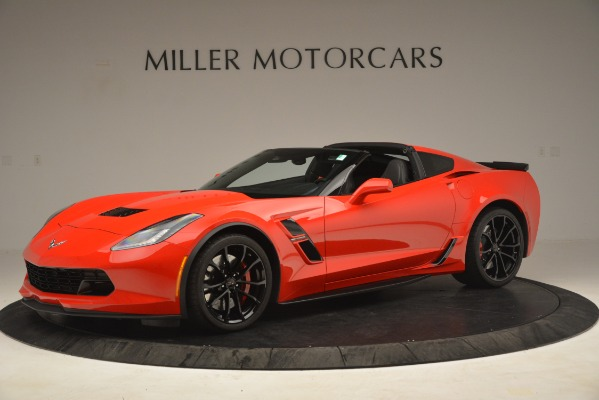 Used 2019 Chevrolet Corvette Grand Sport for sale Sold at Rolls-Royce Motor Cars Greenwich in Greenwich CT 06830 2