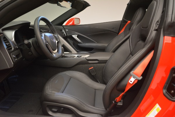 Used 2019 Chevrolet Corvette Grand Sport for sale Sold at Rolls-Royce Motor Cars Greenwich in Greenwich CT 06830 20