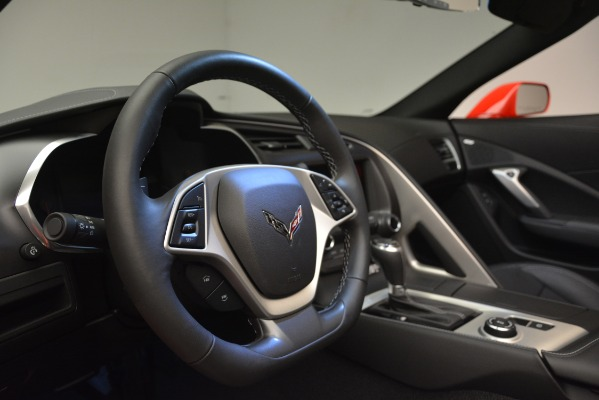 Used 2019 Chevrolet Corvette Grand Sport for sale Sold at Rolls-Royce Motor Cars Greenwich in Greenwich CT 06830 26