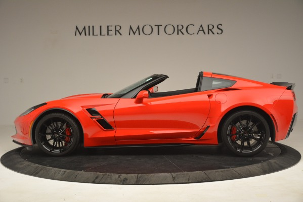 Used 2019 Chevrolet Corvette Grand Sport for sale Sold at Rolls-Royce Motor Cars Greenwich in Greenwich CT 06830 3