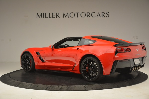 Used 2019 Chevrolet Corvette Grand Sport for sale Sold at Rolls-Royce Motor Cars Greenwich in Greenwich CT 06830 4