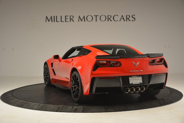 Used 2019 Chevrolet Corvette Grand Sport for sale Sold at Rolls-Royce Motor Cars Greenwich in Greenwich CT 06830 5