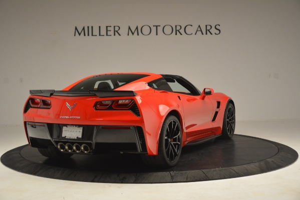 Used 2019 Chevrolet Corvette Grand Sport for sale Sold at Rolls-Royce Motor Cars Greenwich in Greenwich CT 06830 7