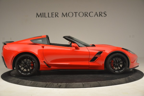 Used 2019 Chevrolet Corvette Grand Sport for sale Sold at Rolls-Royce Motor Cars Greenwich in Greenwich CT 06830 9