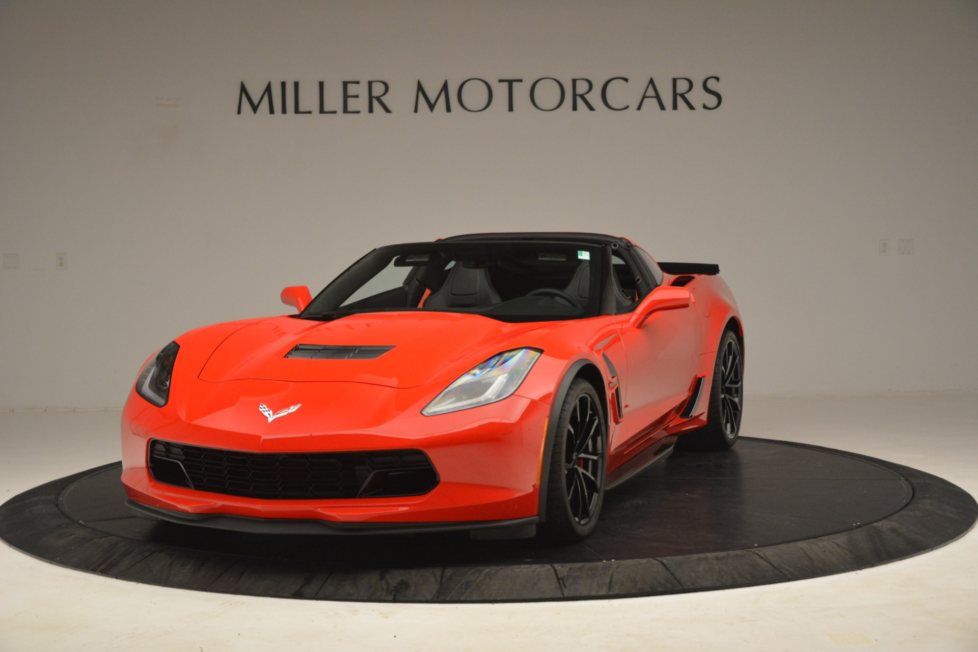 Used 2019 Chevrolet Corvette Grand Sport for sale Sold at Rolls-Royce Motor Cars Greenwich in Greenwich CT 06830 1