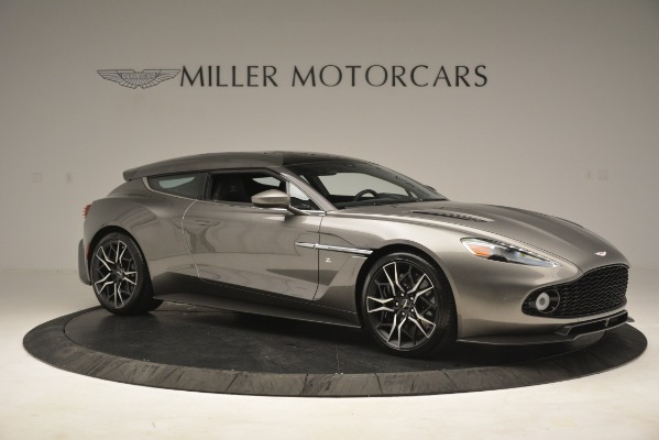 New 2019 Aston Martin Vanquish Zagato Shooting Brake for sale Sold at Rolls-Royce Motor Cars Greenwich in Greenwich CT 06830 10