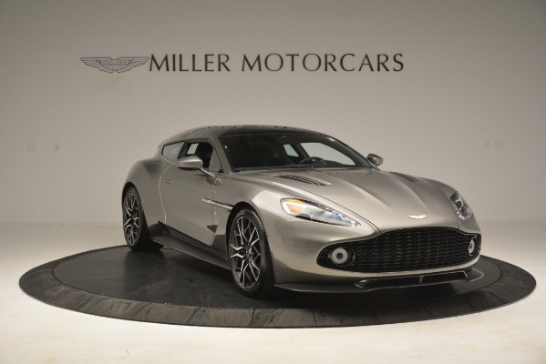 New 2019 Aston Martin Vanquish Zagato Shooting Brake for sale Sold at Rolls-Royce Motor Cars Greenwich in Greenwich CT 06830 11