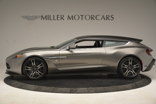 New 2019 Aston Martin Vanquish Zagato Shooting Brake for sale Sold at Rolls-Royce Motor Cars Greenwich in Greenwich CT 06830 2