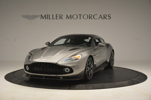 New 2019 Aston Martin Vanquish Zagato Shooting Brake for sale Sold at Rolls-Royce Motor Cars Greenwich in Greenwich CT 06830 3