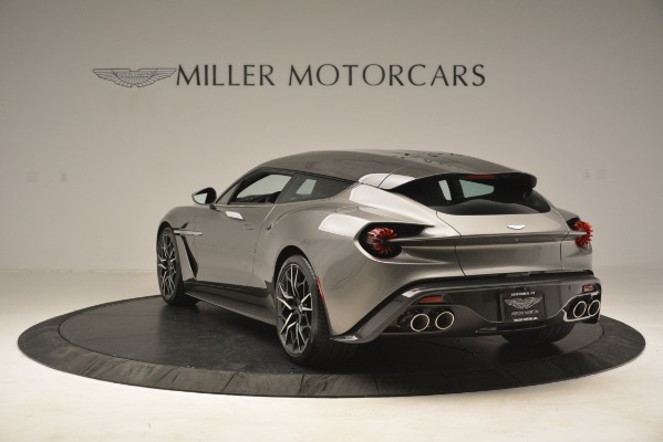 New 2019 Aston Martin Vanquish Zagato Shooting Brake for sale Sold at Rolls-Royce Motor Cars Greenwich in Greenwich CT 06830 5