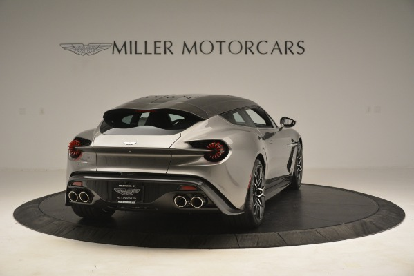 New 2019 Aston Martin Vanquish Zagato Shooting Brake for sale Sold at Rolls-Royce Motor Cars Greenwich in Greenwich CT 06830 7