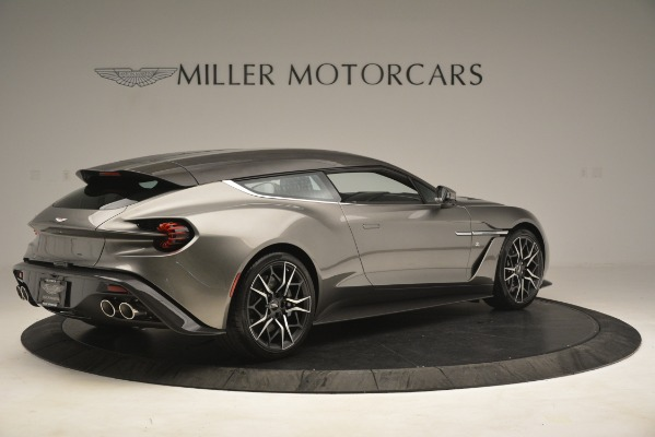 New 2019 Aston Martin Vanquish Zagato Shooting Brake for sale Sold at Rolls-Royce Motor Cars Greenwich in Greenwich CT 06830 8