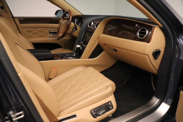 Used 2016 Bentley Flying Spur W12 for sale Sold at Rolls-Royce Motor Cars Greenwich in Greenwich CT 06830 26