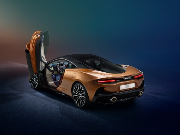 New 2020 McLaren GT Coupe for sale Call for price at Rolls-Royce Motor Cars Greenwich in Greenwich CT 06830 11