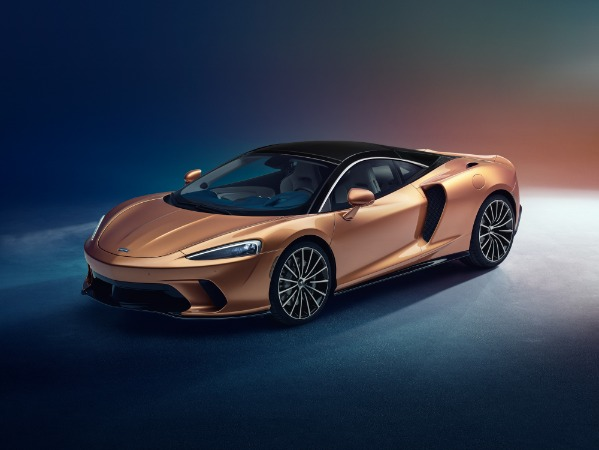 New 2020 McLaren GT Coupe for sale Call for price at Rolls-Royce Motor Cars Greenwich in Greenwich CT 06830 2