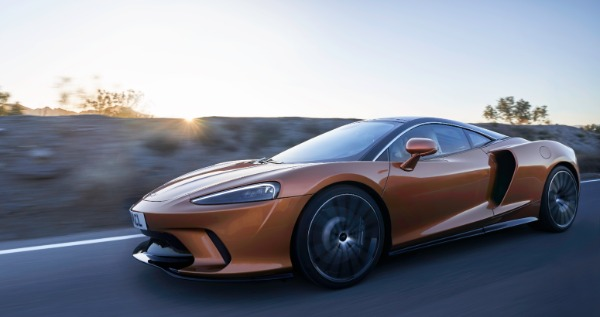 New 2020 McLaren GT Coupe for sale Call for price at Rolls-Royce Motor Cars Greenwich in Greenwich CT 06830 26