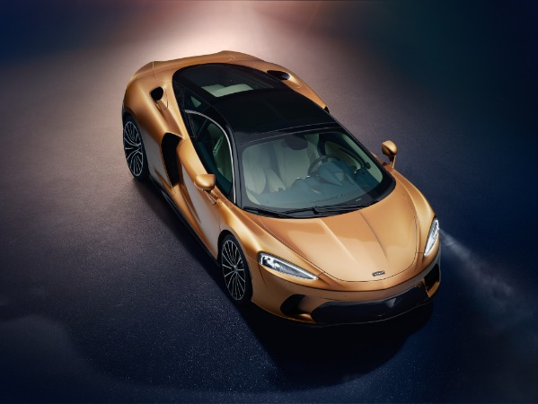 New 2020 McLaren GT Coupe for sale Call for price at Rolls-Royce Motor Cars Greenwich in Greenwich CT 06830 3