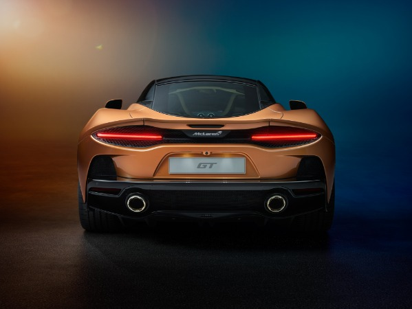 New 2020 McLaren GT Coupe for sale Call for price at Rolls-Royce Motor Cars Greenwich in Greenwich CT 06830 5