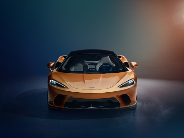 New 2020 McLaren GT Coupe for sale Call for price at Rolls-Royce Motor Cars Greenwich in Greenwich CT 06830 6