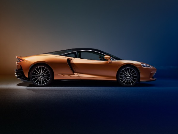 New 2020 McLaren GT Coupe for sale Call for price at Rolls-Royce Motor Cars Greenwich in Greenwich CT 06830 8