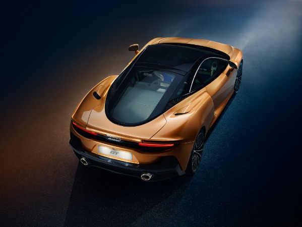 New 2020 McLaren GT Coupe for sale Call for price at Rolls-Royce Motor Cars Greenwich in Greenwich CT 06830 9