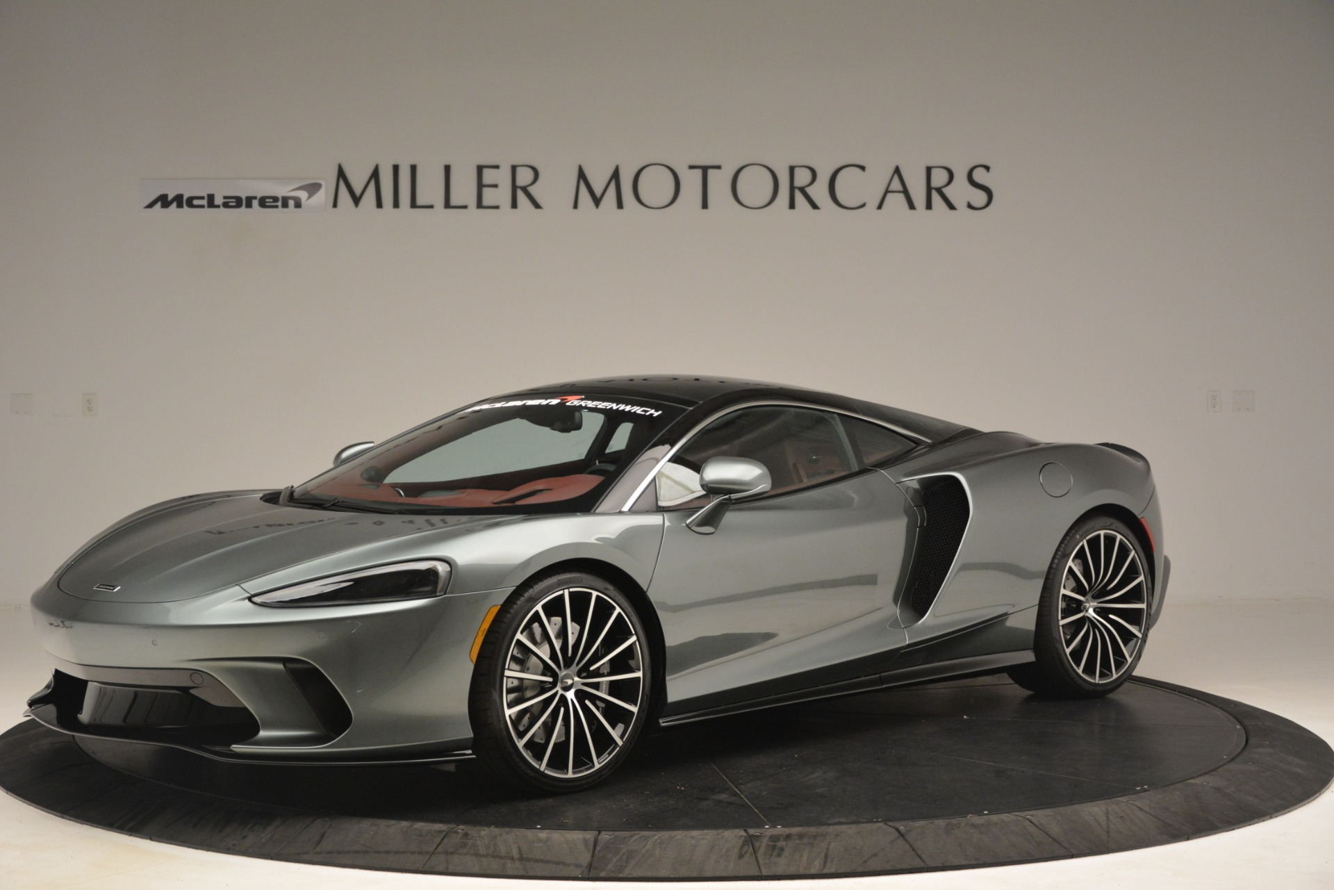 New 2020 McLaren GT Coupe for sale Call for price at Rolls-Royce Motor Cars Greenwich in Greenwich CT 06830 1