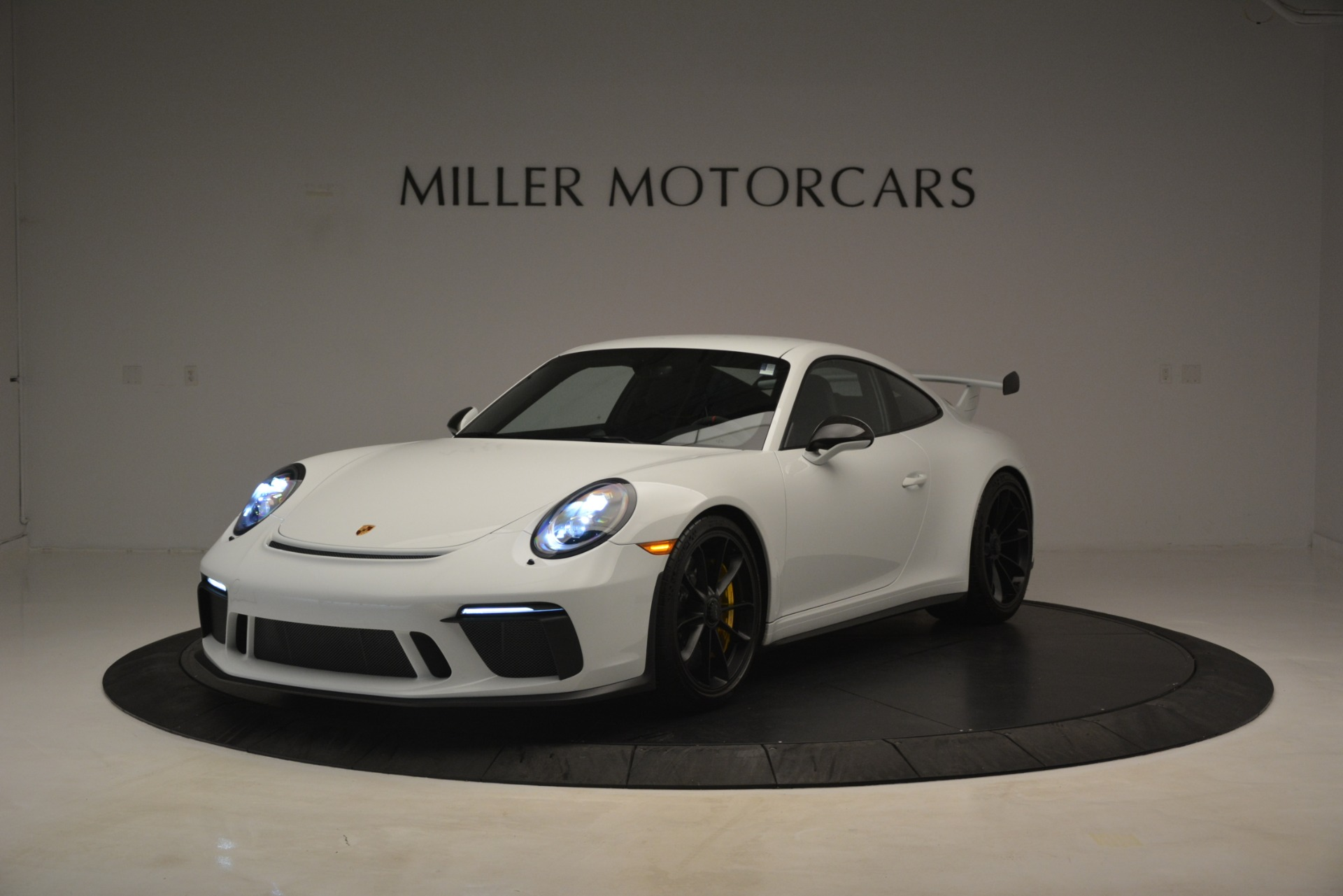 Used 2018 Porsche 911 GT3 for sale Sold at Rolls-Royce Motor Cars Greenwich in Greenwich CT 06830 1