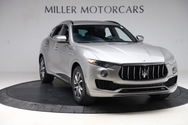 Used 2019 Maserati Levante Q4 for sale $84,130 at Rolls-Royce Motor Cars Greenwich in Greenwich CT 06830 11