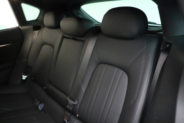 Used 2019 Maserati Levante Q4 for sale $84,130 at Rolls-Royce Motor Cars Greenwich in Greenwich CT 06830 18