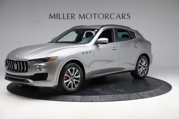 Used 2019 Maserati Levante Q4 for sale $84,130 at Rolls-Royce Motor Cars Greenwich in Greenwich CT 06830 2