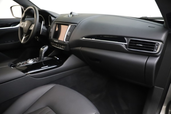 Used 2019 Maserati Levante Q4 for sale $84,130 at Rolls-Royce Motor Cars Greenwich in Greenwich CT 06830 22
