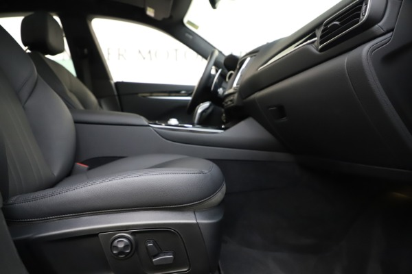Used 2019 Maserati Levante Q4 for sale $84,130 at Rolls-Royce Motor Cars Greenwich in Greenwich CT 06830 23