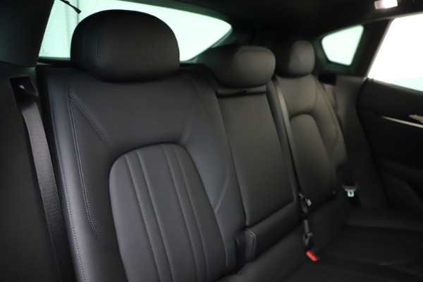 Used 2019 Maserati Levante Q4 for sale $84,130 at Rolls-Royce Motor Cars Greenwich in Greenwich CT 06830 26