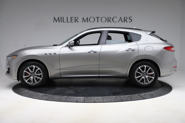 Used 2019 Maserati Levante Q4 for sale $84,130 at Rolls-Royce Motor Cars Greenwich in Greenwich CT 06830 3