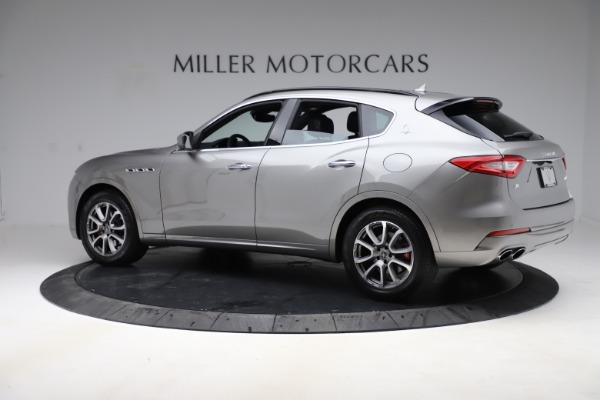 Used 2019 Maserati Levante Q4 for sale $84,130 at Rolls-Royce Motor Cars Greenwich in Greenwich CT 06830 4