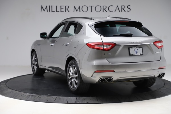 Used 2019 Maserati Levante Q4 for sale $84,130 at Rolls-Royce Motor Cars Greenwich in Greenwich CT 06830 5