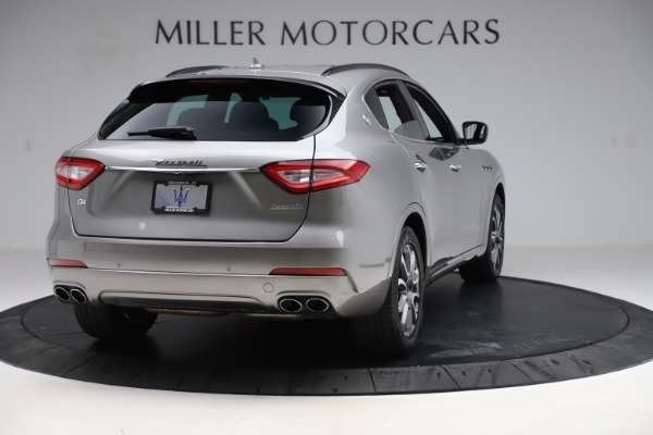Used 2019 Maserati Levante Q4 for sale $84,130 at Rolls-Royce Motor Cars Greenwich in Greenwich CT 06830 7