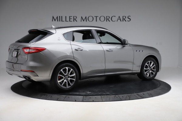 Used 2019 Maserati Levante Q4 for sale $84,130 at Rolls-Royce Motor Cars Greenwich in Greenwich CT 06830 8