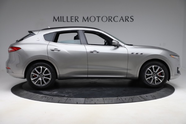 Used 2019 Maserati Levante Q4 for sale $84,130 at Rolls-Royce Motor Cars Greenwich in Greenwich CT 06830 9
