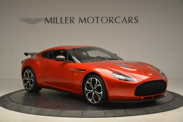 Used 2013 Aston Martin V12 Zagato Coupe for sale Sold at Rolls-Royce Motor Cars Greenwich in Greenwich CT 06830 10