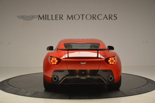 Used 2013 Aston Martin V12 Zagato Coupe for sale Sold at Rolls-Royce Motor Cars Greenwich in Greenwich CT 06830 11