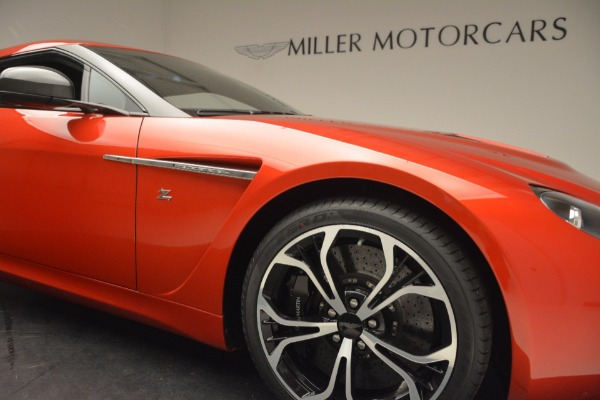 Used 2013 Aston Martin V12 Zagato Coupe for sale Sold at Rolls-Royce Motor Cars Greenwich in Greenwich CT 06830 22