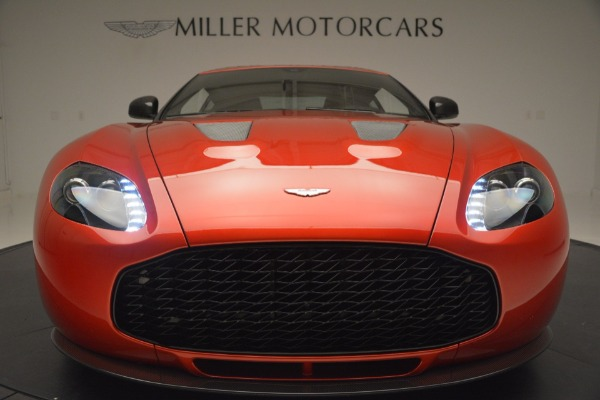 Used 2013 Aston Martin V12 Zagato Coupe for sale Sold at Rolls-Royce Motor Cars Greenwich in Greenwich CT 06830 23