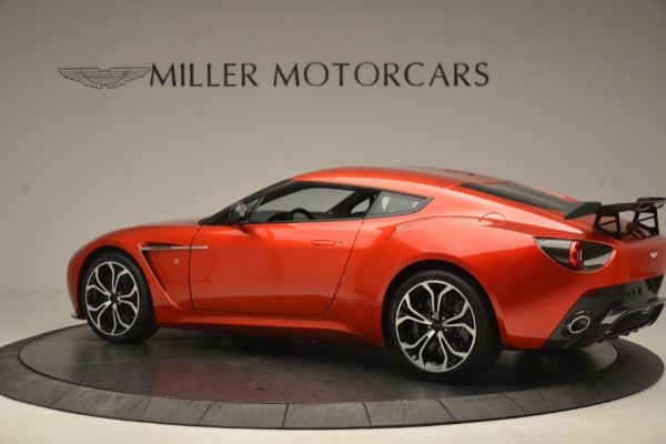 Used 2013 Aston Martin V12 Zagato Coupe for sale Sold at Rolls-Royce Motor Cars Greenwich in Greenwich CT 06830 3