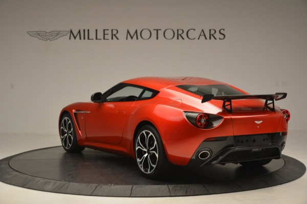 Used 2013 Aston Martin V12 Zagato Coupe for sale Sold at Rolls-Royce Motor Cars Greenwich in Greenwich CT 06830 4
