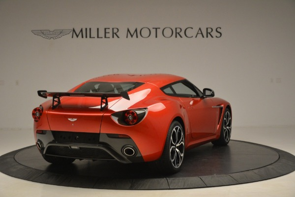 Used 2013 Aston Martin V12 Zagato Coupe for sale Sold at Rolls-Royce Motor Cars Greenwich in Greenwich CT 06830 5