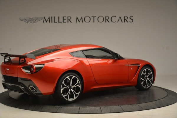 Used 2013 Aston Martin V12 Zagato Coupe for sale Sold at Rolls-Royce Motor Cars Greenwich in Greenwich CT 06830 6
