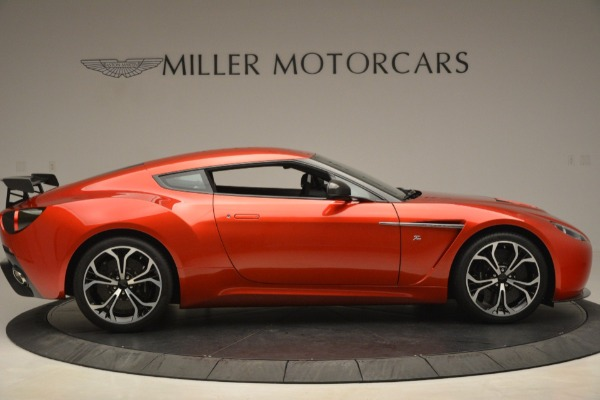 Used 2013 Aston Martin V12 Zagato Coupe for sale Sold at Rolls-Royce Motor Cars Greenwich in Greenwich CT 06830 7